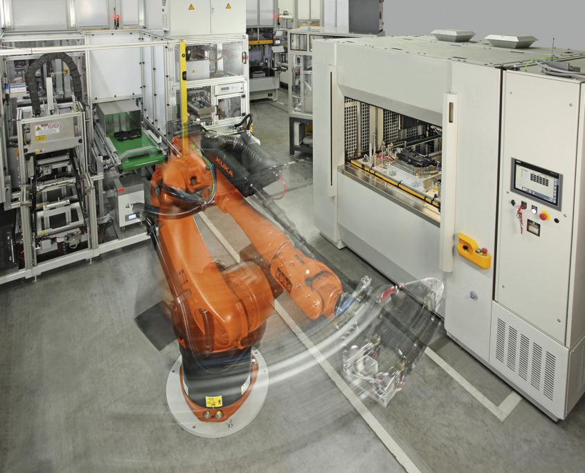 Automatisierungstechnik - Automation technology