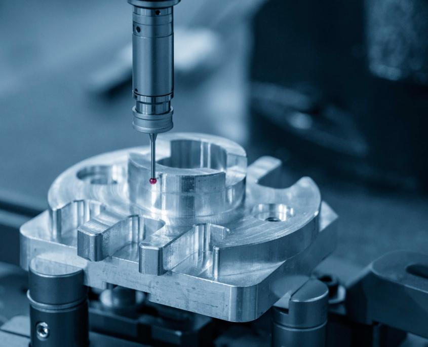 CNC-Technik - CNC Technology